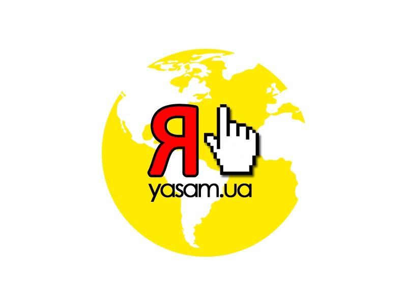 логотип для туристического поискового портала Яsam