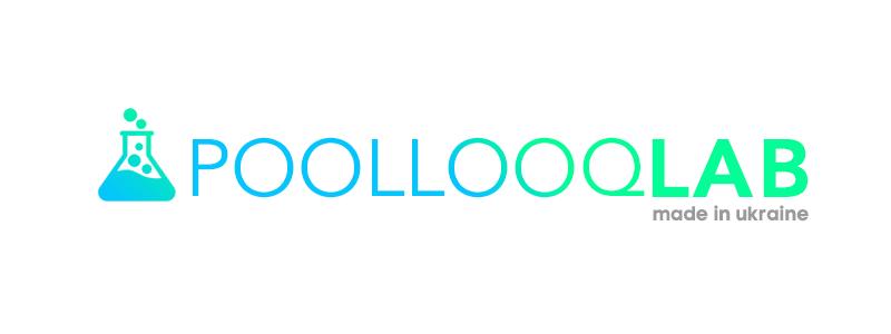 логотип киевской веб-студии poollooq/lab